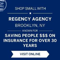 Regency Agency - Shop Small Business